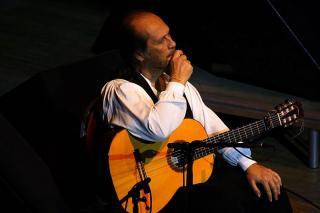 Концерт Пако де Лусии в ММДМ